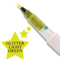 Wink Of Stella - Glitter Brush Light Green