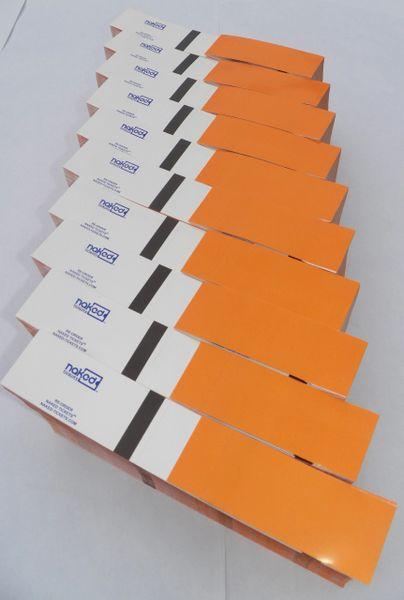 Naked Tickets™ Orange