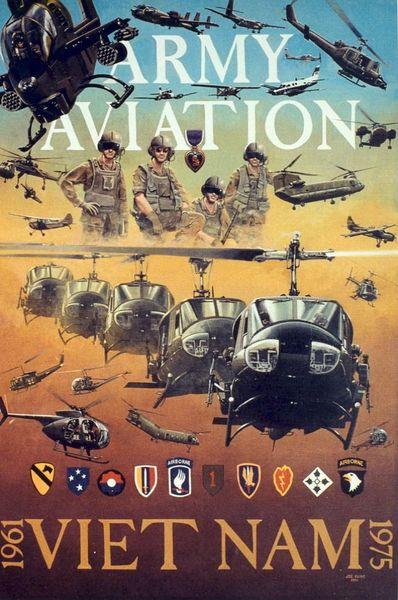 Army Aviation, Vietnam