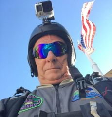 Robert Schupbach HALO Reserved High Altitude jump on Sept 20th, 2019