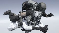 28,000 - 30,000 ft H.A.L.O O2 Tandem Skydive