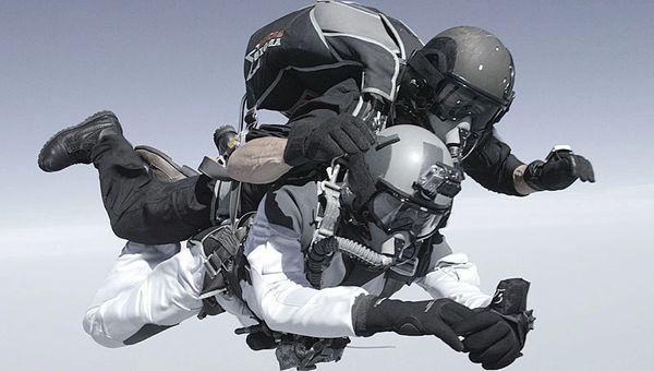 32,000 ft H.A.L.O O2 Tandem Skydive