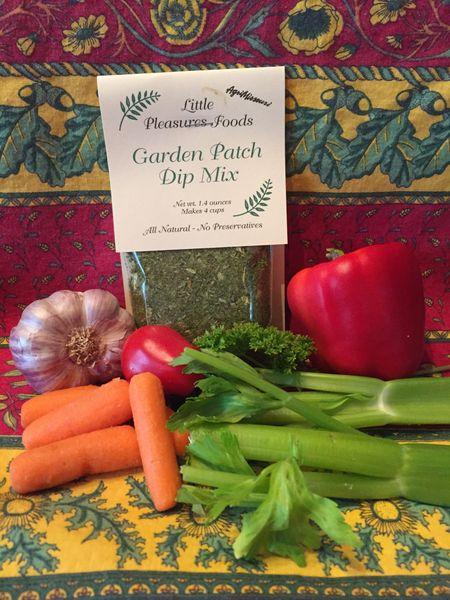 Garden Patch Dip Mix