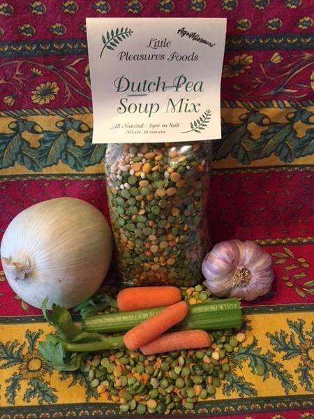Dutch Pea Soup Mix