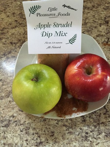 Apple Strudel Dip Mix