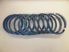 LT BLUE hi temp automotive 20 gauge TXL wire + 11 STRIPED color wiring options
