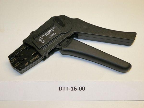 Harley OEM Deutsch U-BARREL crimp tool terminal crimper DTT-16-00 handelbar