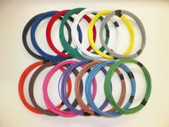 16 gauge GXL wire - Individual Solid Color and Size Options