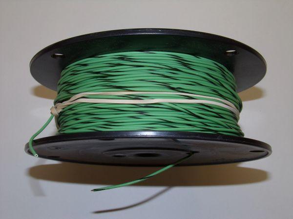 20 TXL 500 FOOT SPOOL OF LIGHT GREEN/BLACK (BARGAIN BIN)