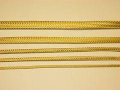 Braided Brass Sleeve
