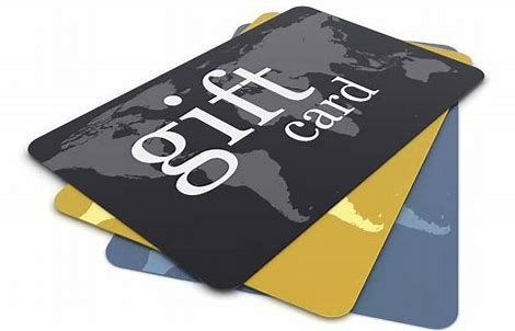NEW Gift Card