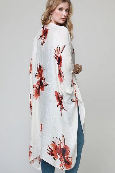 Petal Kimono
