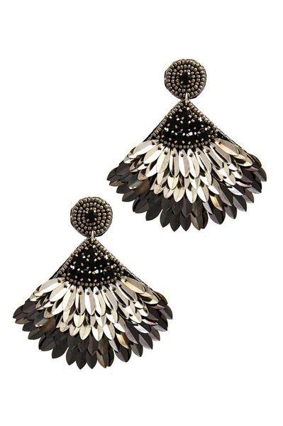 Spartan Flare Earrings