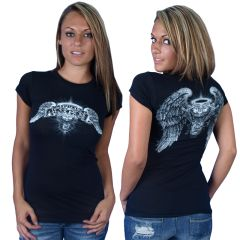 Asphalt Angel T-shirt