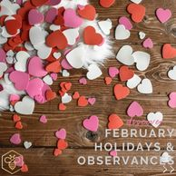 February Holidays and Observances