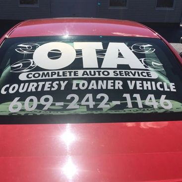 ota car care, ota car care center, car repair lacey, car repair lanoka harbor, car repair bayville