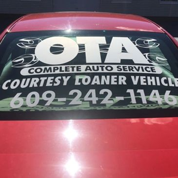 Loaner Cars, Shuttle Service, OTA, Old Time Auto, Car Repair Lacey, Car Repair Forked River, nj
