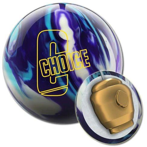 Ebonite The Choice Pearl