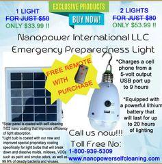 Safety Guard light bulb