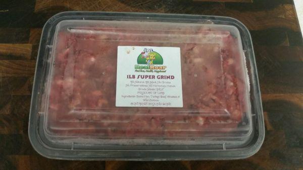 Super Grind 1 lb