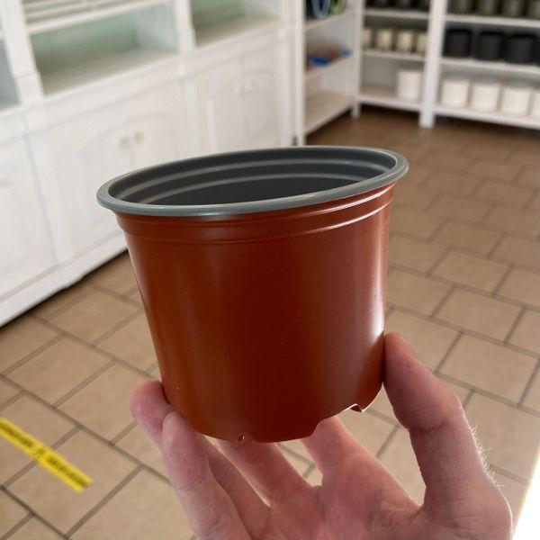Plastic Nursery Pots (Set of 5) 10cm Size