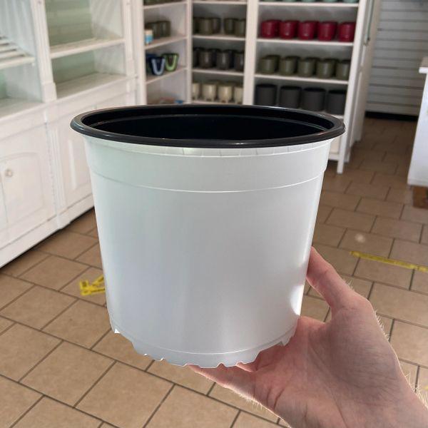 Plastic Nursery Pot (One Pot) 19cm/3 Litre Size