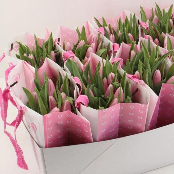 Tulip Bag - 10 Flowers