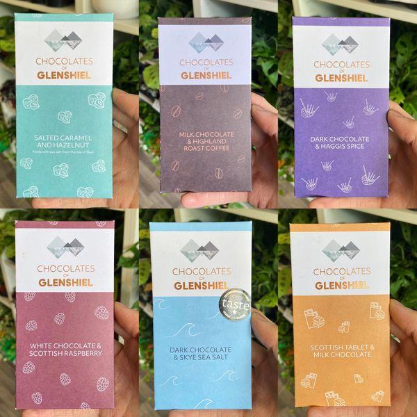 Chocolates of Glenshiel - Bars