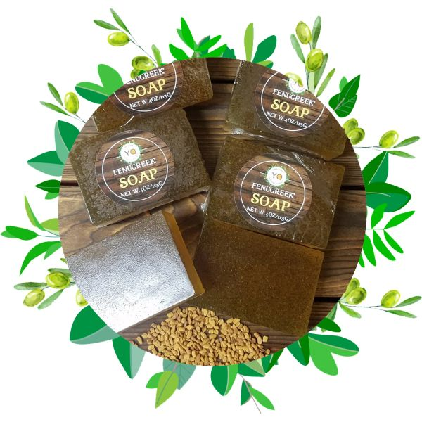 Fenugreek Soap