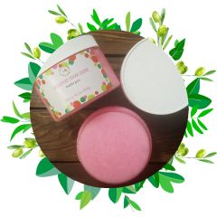Emulsified Sugar Scrub / Bubble Gum