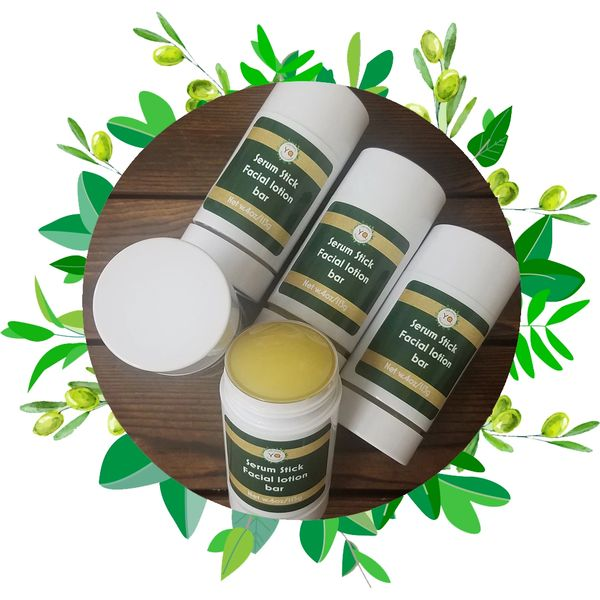 Serum Stick Facial Lotion Bar