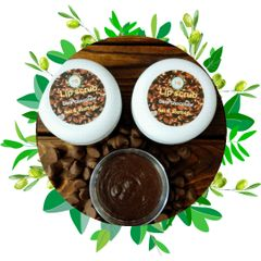 Lip Scrub / Dark Chocolate