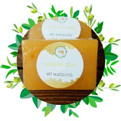 Golden Collagen Soap