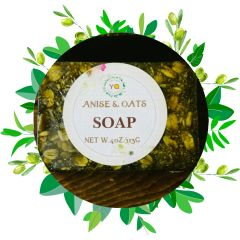 Anise & Oats Soap