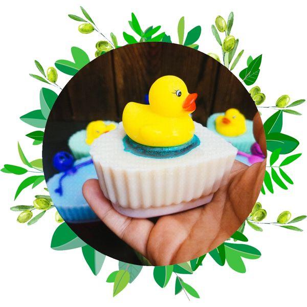 Kids Duck Soap