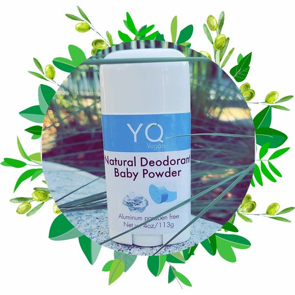 Natural Deodorant / Baby Powder