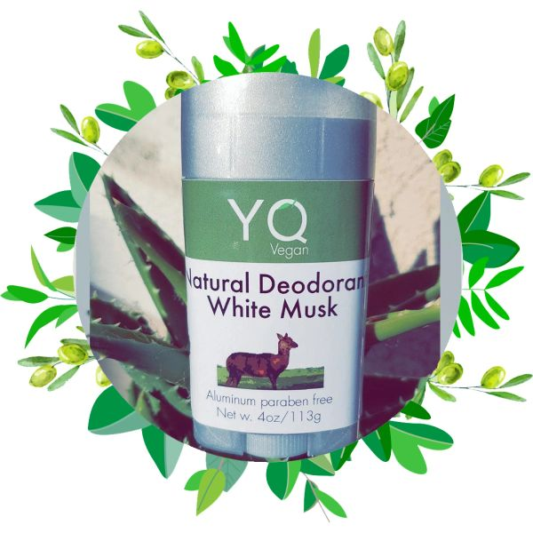 Natural Deodorant / White Musk And Vanilla