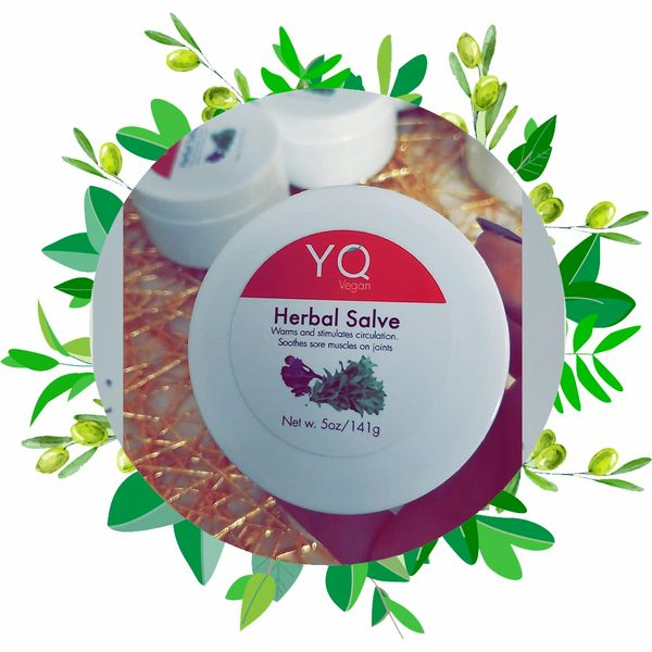 Herbal Body Salve
