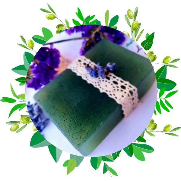 Blue Plant Soap