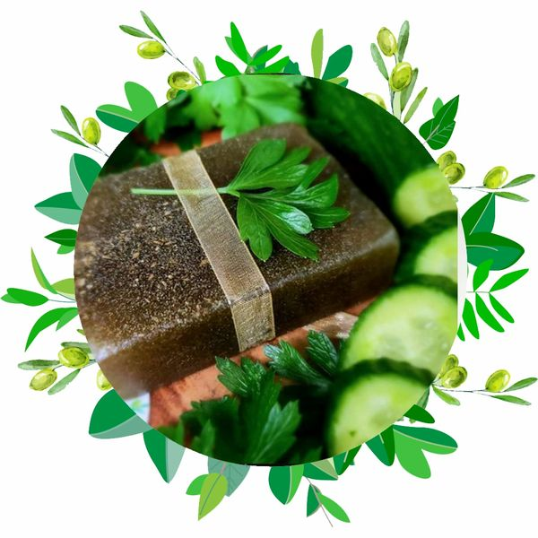 Parsley & Herbs Soap