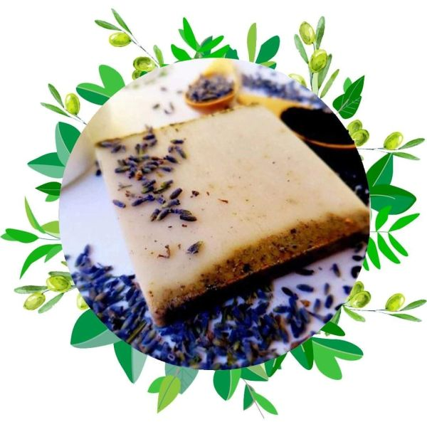 Lavender, Black Seed & Goat Milk Soap