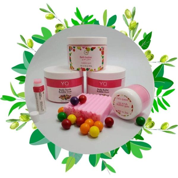 Gift Box 6 Pieces Set For Men and Women/ Bubble Gum