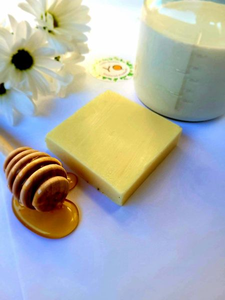 Honey & Goat Milk Soap
