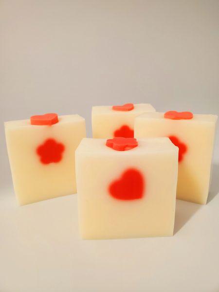 Strawberry & Goat Milk Soap