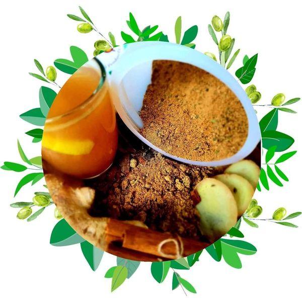 Natural Herbal Drink