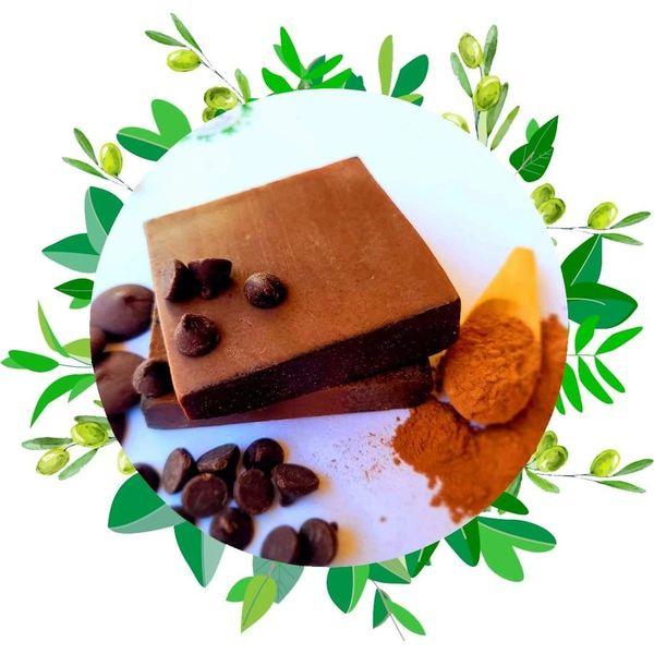 Coffee & Dark Chocolate Soap