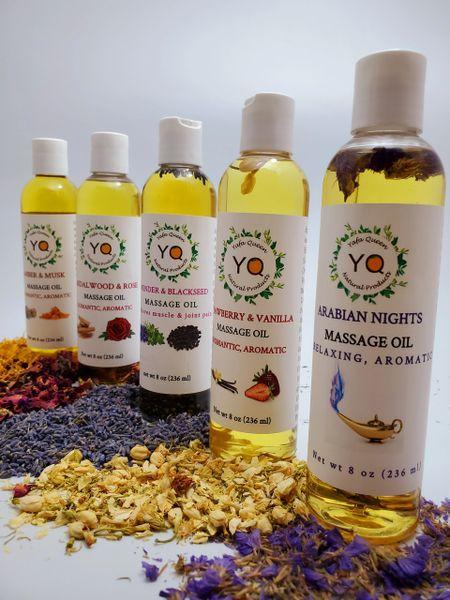 Massage Oils Bundle.
