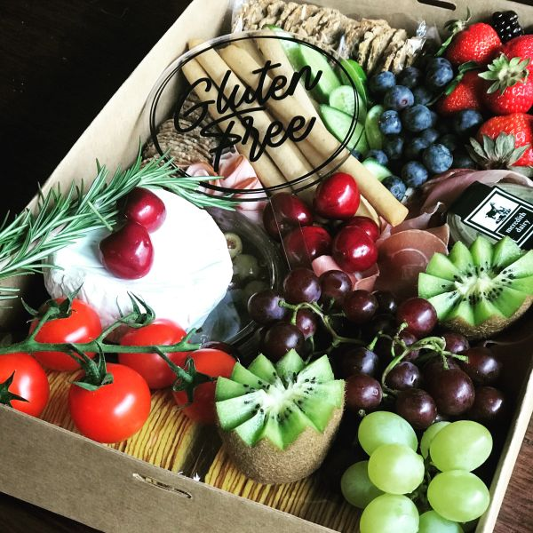 Gluten Free & Vegetarian Graze