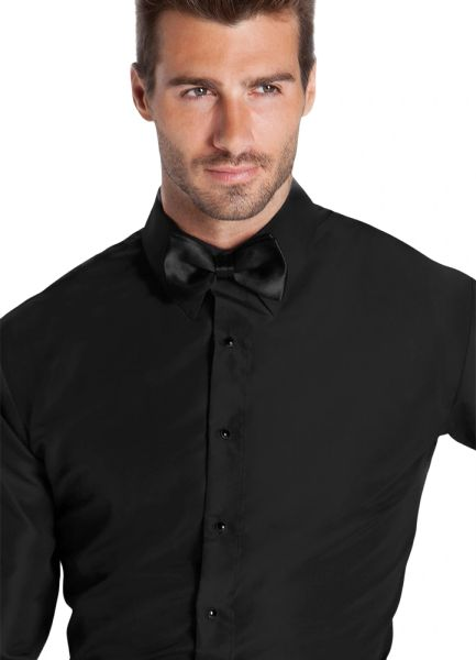 Black Fitted Turndown STBF