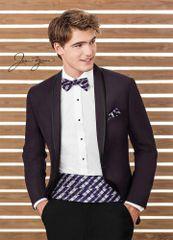 Jean Yves Plum 'Calypso' Tuxedo